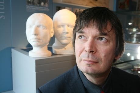 Ian Rankin opens MUSA