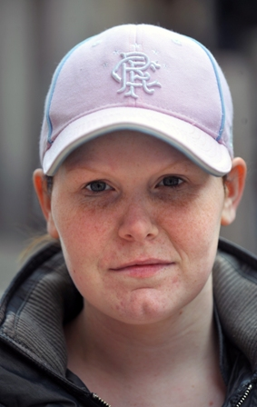Laura Aitken, 22