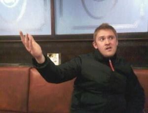 01 Bradley Singer, manager sent off seven times