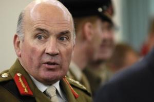 UNDER FIRE: General Sir Richard Dannatt