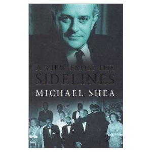 SHEA: respected as an author, confidant and press aide