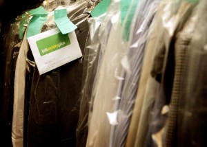 JOB CENTRE DRY CLEANERS